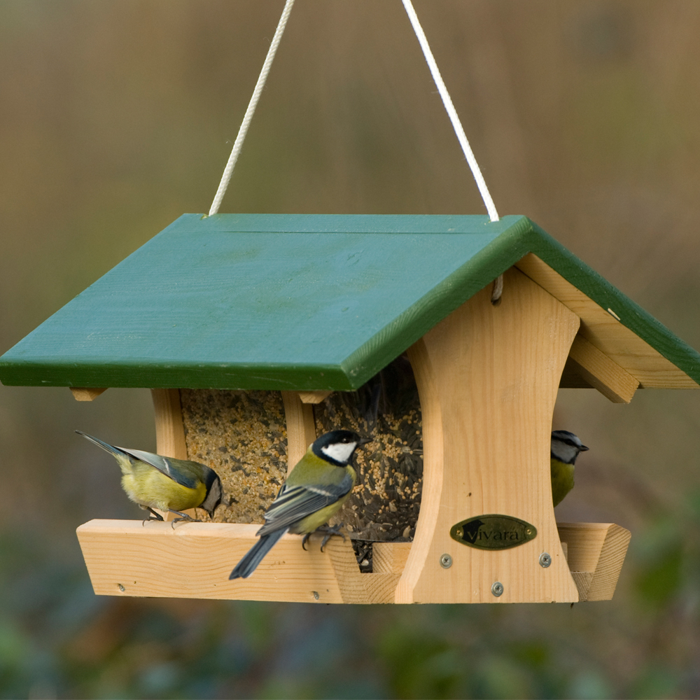 Hudson Bird Seed Feeder