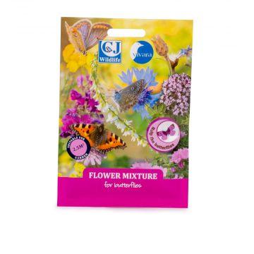 Flower Seed Mixture for Butterflies