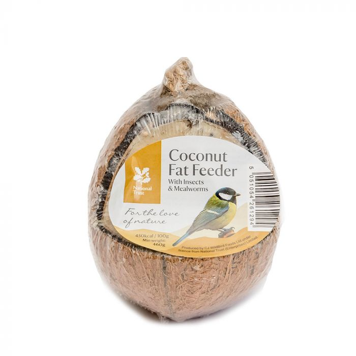 National Trust Whole Filled Coconut
