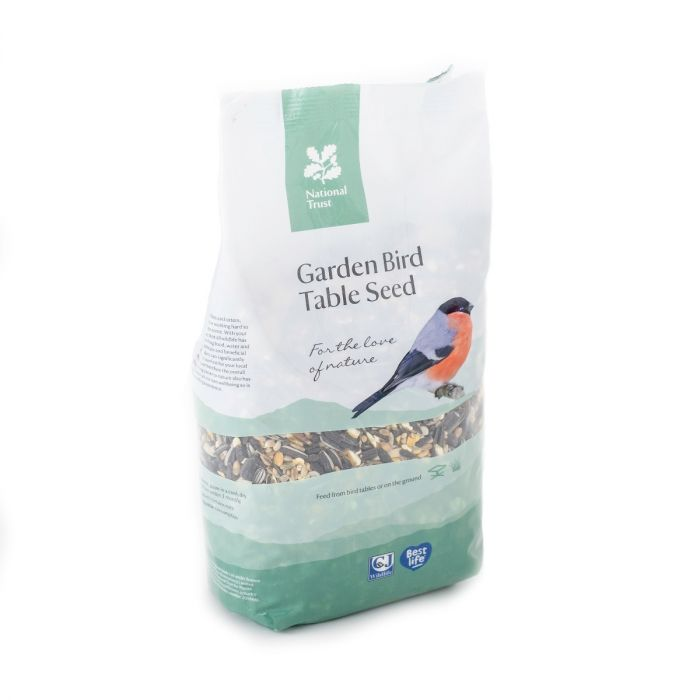 National Trust Garden Bird Table Seed