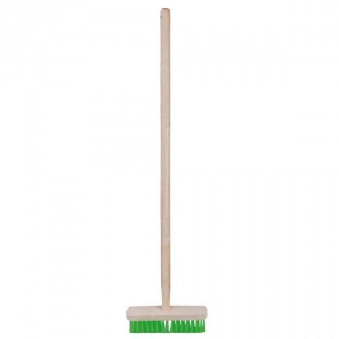 Child's Green Broom
