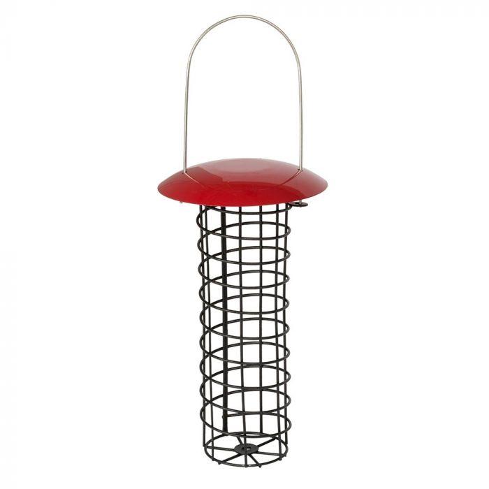 Adelaide Fat Ball Bird Feeder - Red