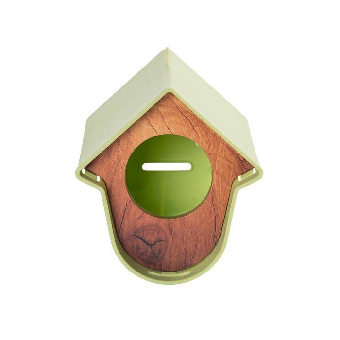 SingingFriend Evie Light Green Wood
