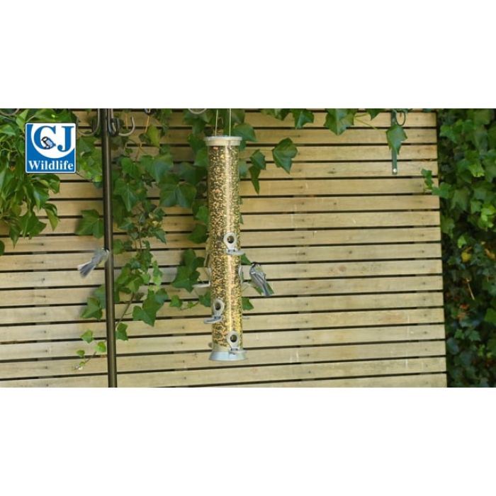 National Trust Conqueror 8 Port Seed Feeder