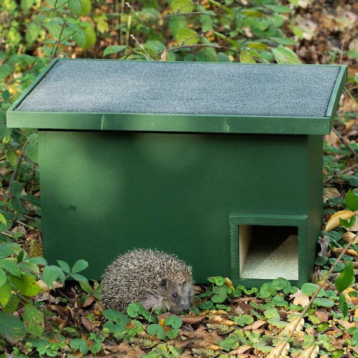Eco-plate Hedgehog House