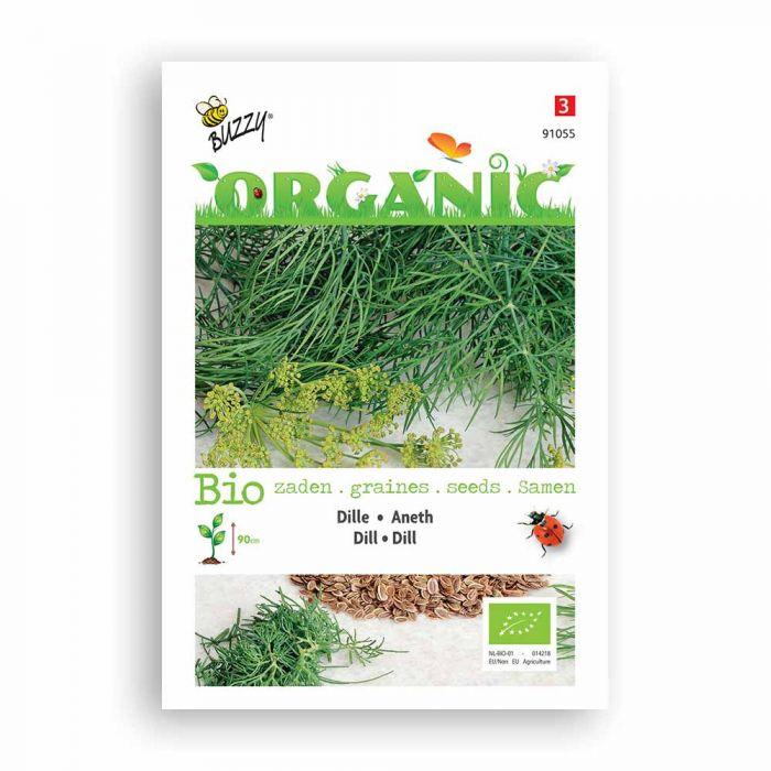 Buzzy® Organic Dill Seeds