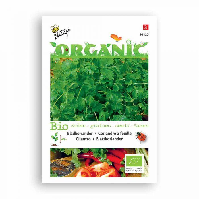 Buzzy® Organic Coriander Seeds