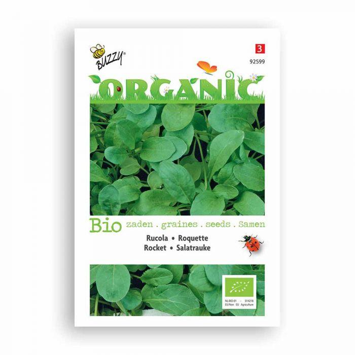 Buzzy® Organic Rocket Seeds