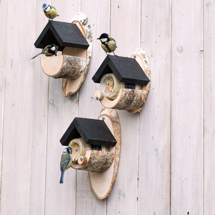 Elverum Peanut Butter Bird Feeder