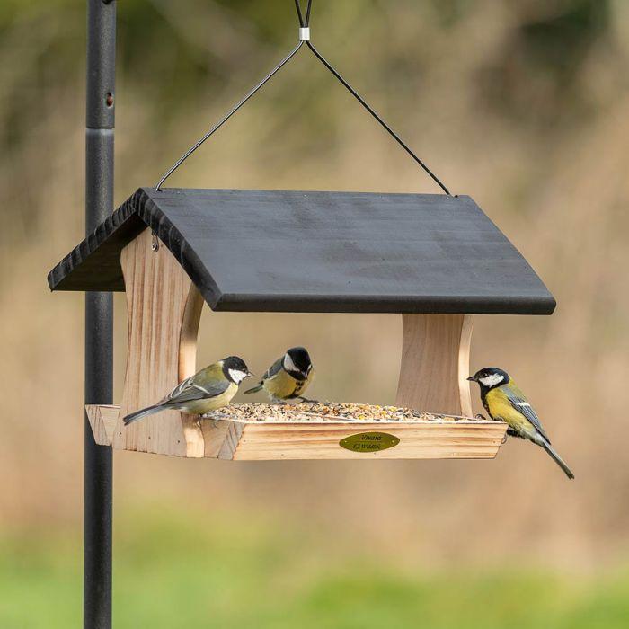 Niagara Hanging Bird Table