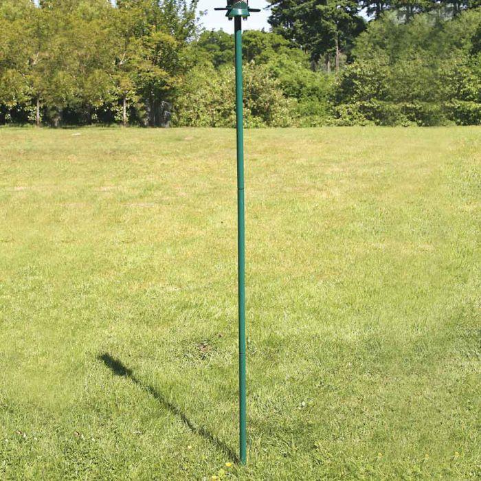CJ's Garden Pole - Green