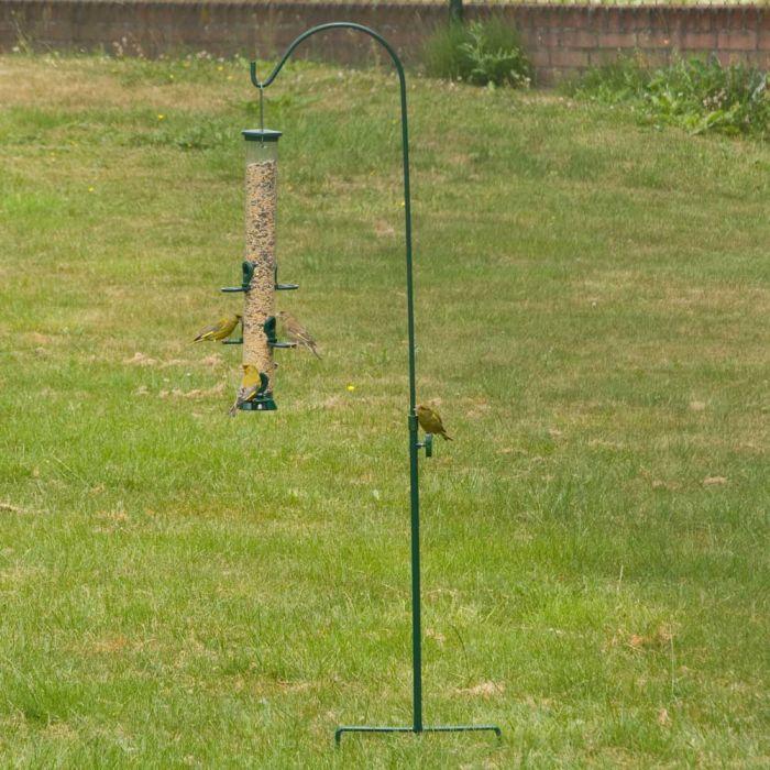 CJ's Feeder Pole Single - Green