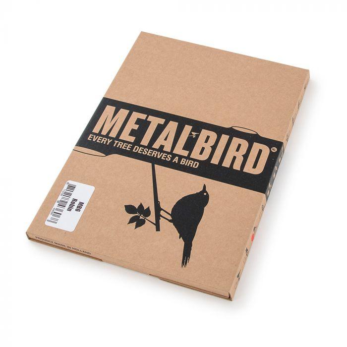 Metal Bird Robin