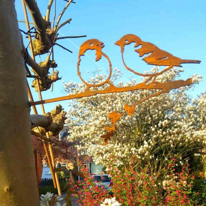 Metal Bird - Sparrow