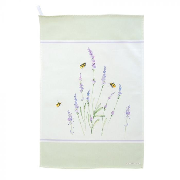 Roy Kirkham Bumblebee and Lavender Tea Towel Set