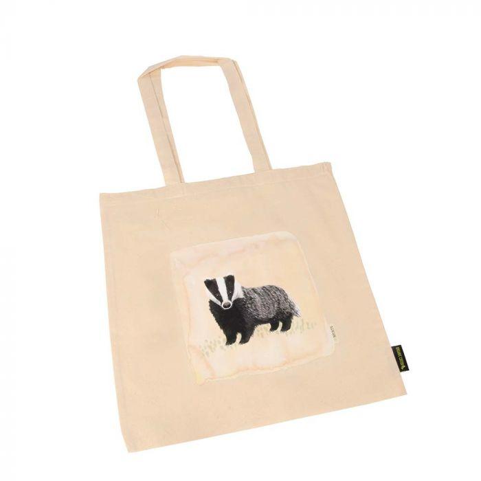 Myrte Badger Cotton Bag