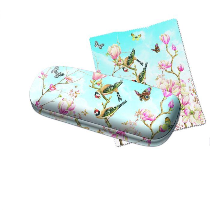 Magnolia Glasses Case
