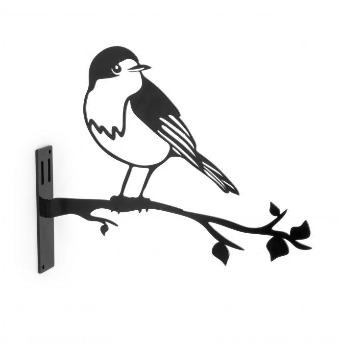 Metal Silhouette – Robin