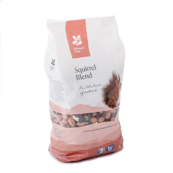 National Trust Squirrel Food 1.5ltr