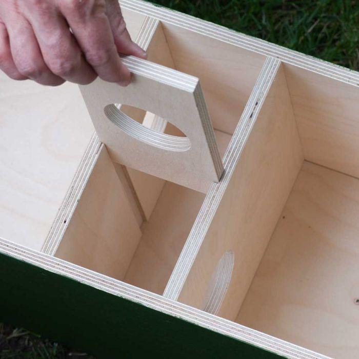 Little Owl Nest Box