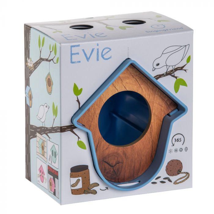 SingingFriend Evie Moss Blue Wood