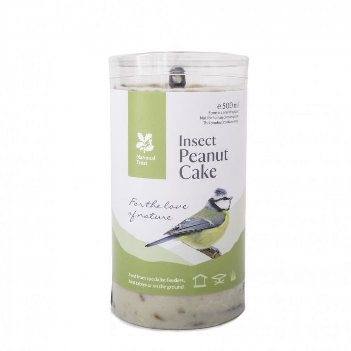 National Trust 500ml Insect Peanut Cake 500ml