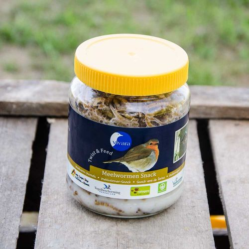 Twist & Feed - Mealworm Morsels