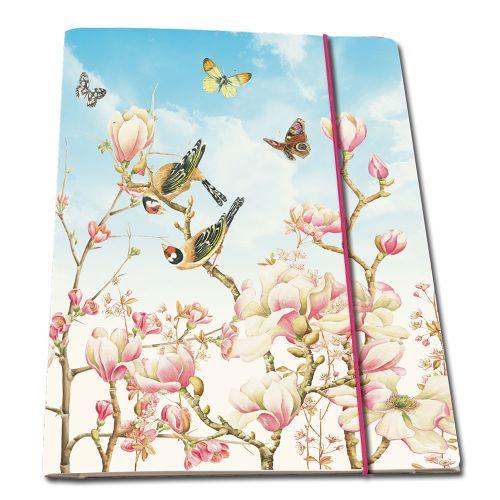 Magnolia Document Folder by Janneke Brinkman