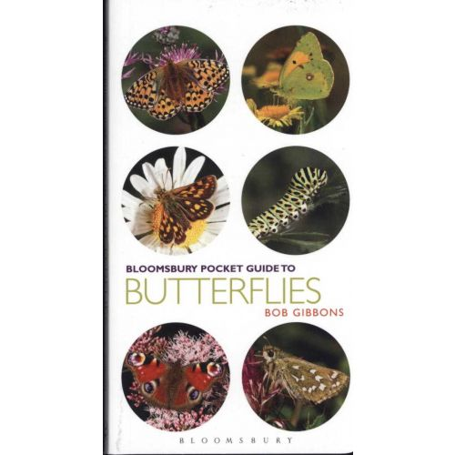 Bloomsbury Pocket Guide to Butterflies