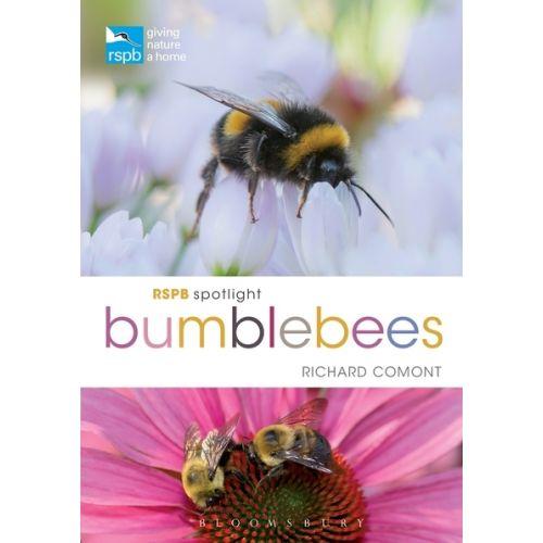 RSPB Spotlight Bumblebees Book