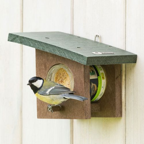Grivola Recycled Peanut Butter Feeder