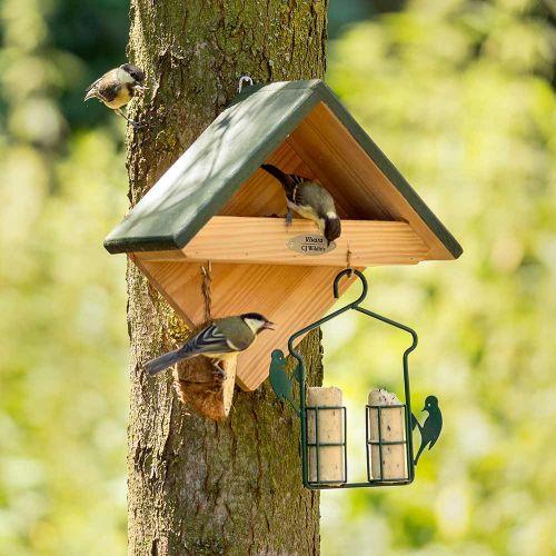 Yellowstone Bird Feeder - Green