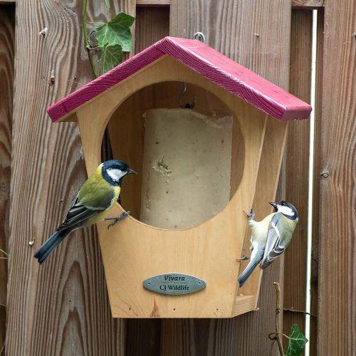 Oregon Peanut Cake Bird Feeder