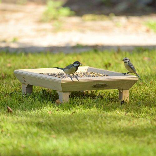 National Trust Ground Feeding Table