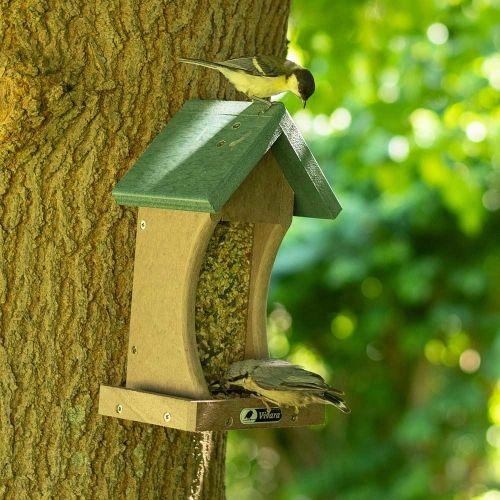 Cristallo Recycled Seed Bird Feeder