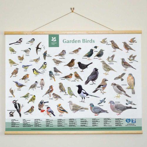 Garden Bird Wall Hanging