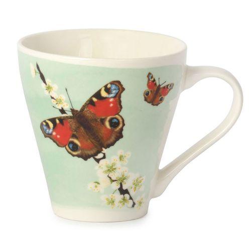 Myrte Peacock Butterfly Mug