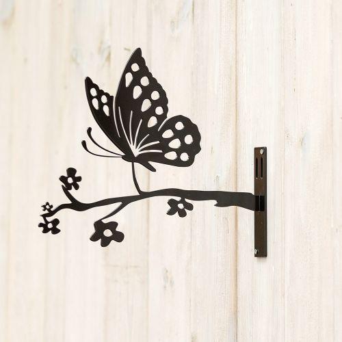 Metal Silhouette – Butterfly