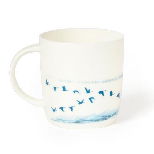 Roy Kirkham 'Winter Skies' Mug