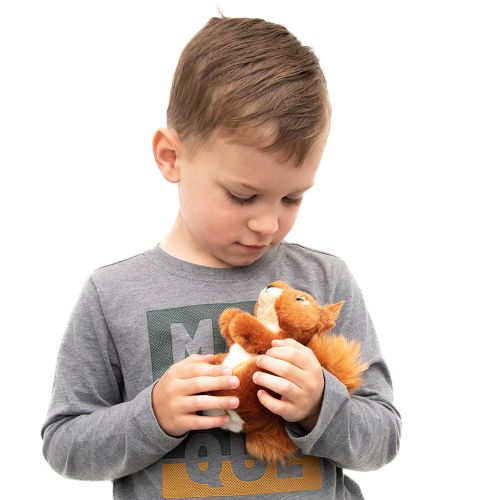 Wilberry Squirrel Soft Toy